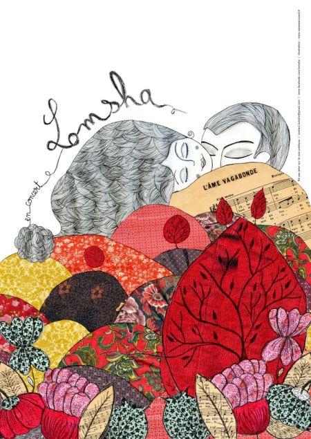 Affiche Lomsha